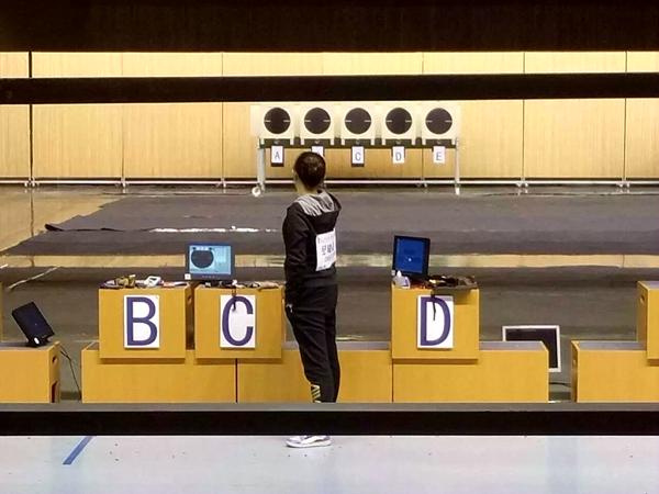 青海射击运动员纪晓晶获两站世界杯参赛资格