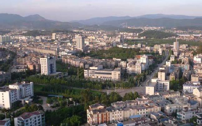 黄坤明在滇调研督查全国文明城市创建工作