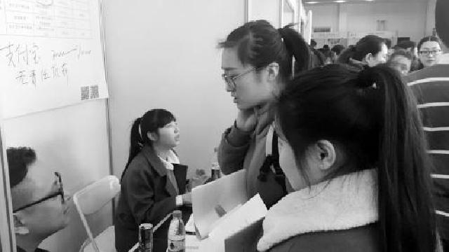 辽宁高校毕业生招聘会上,啥岗位最缺人?