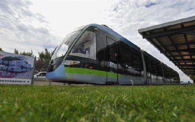 云南省首条城市有轨电车将于今年10月试运行
