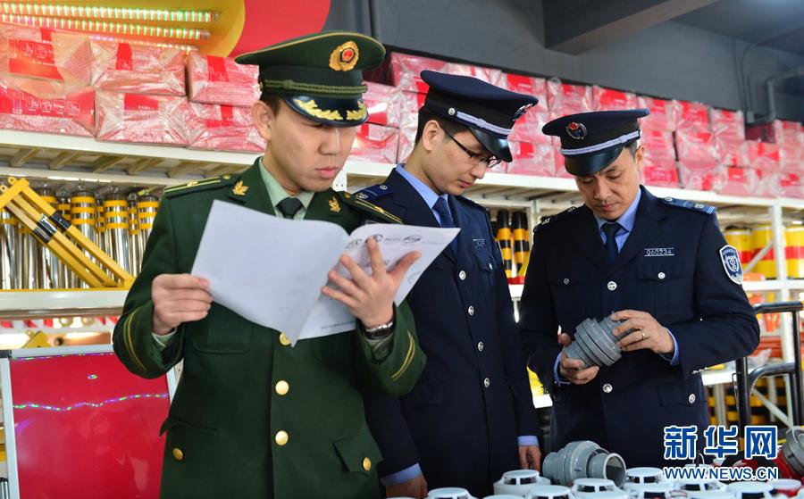 """天津开展消防产品""""315""""专项检查行动"""