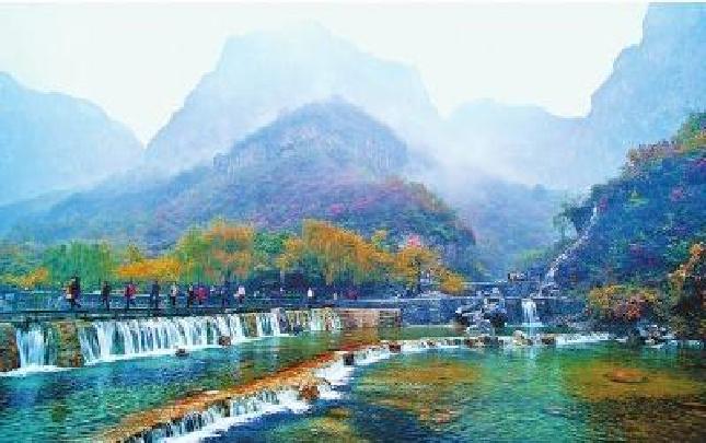 中原乐活旅游展 下月将在郑启幕