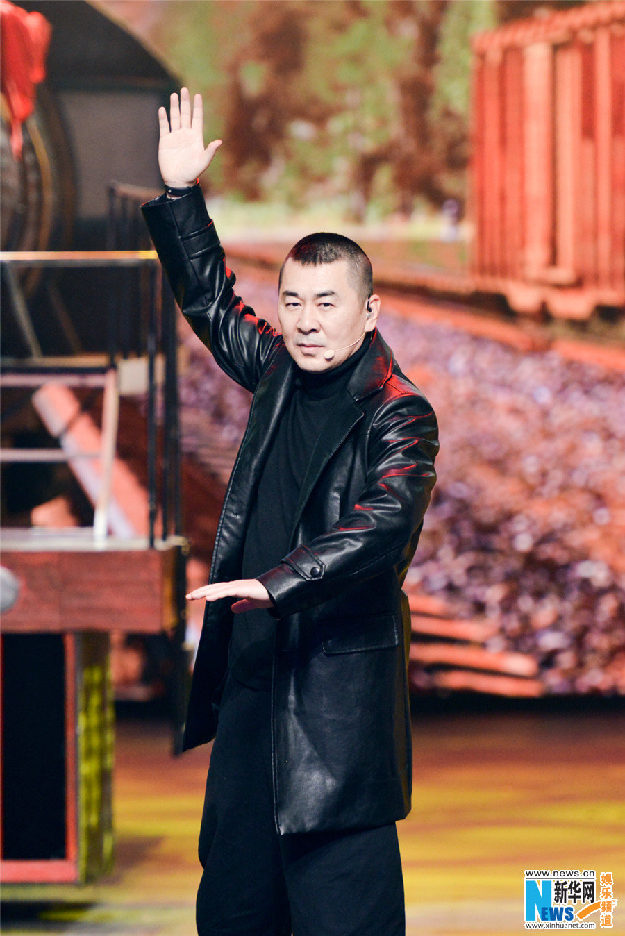 2017《跨界歌王》陈建斌争歌王 任嘉伦憾别舞台
