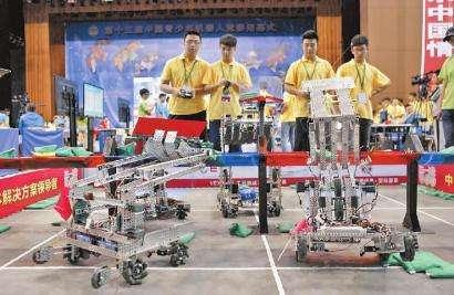 中美机器人挑战赛将于7月下旬在郑州开赛