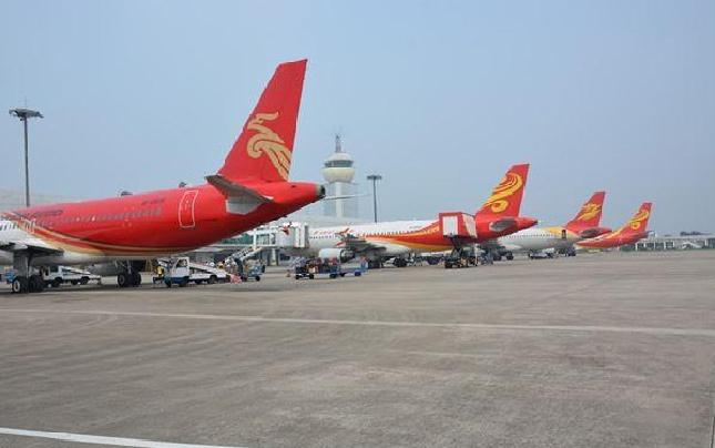 郑州机场开通青岛-郑州-丽江航线