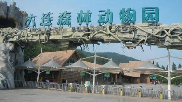 大连森林动物园双节期间儿童免费游园