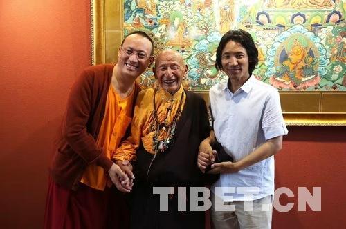 喜马拉雅文库整理出版优秀藏文典籍