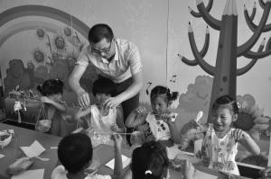 中医药文化走进儿童友好家园