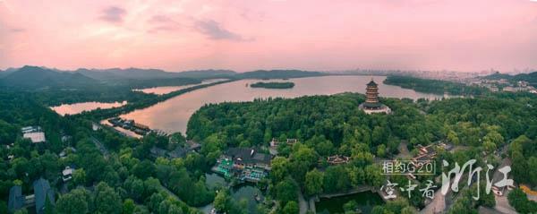 杭州西湖景区