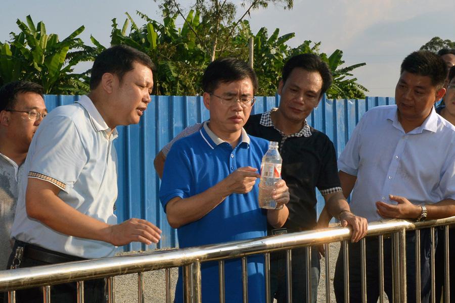 罗宗光:做好环境问题整改 加快生态文明建设
