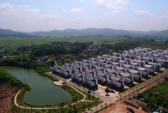 规范农房建设 广西乡村迎来新气象