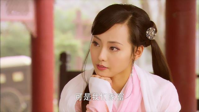以手托腮的古装美人top15:赵丽颖baby终敌不过刘亦菲