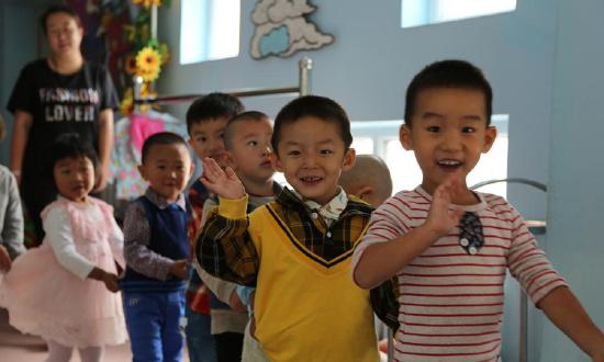 我们开学啦!——西宁景岳六一幼儿园的一天