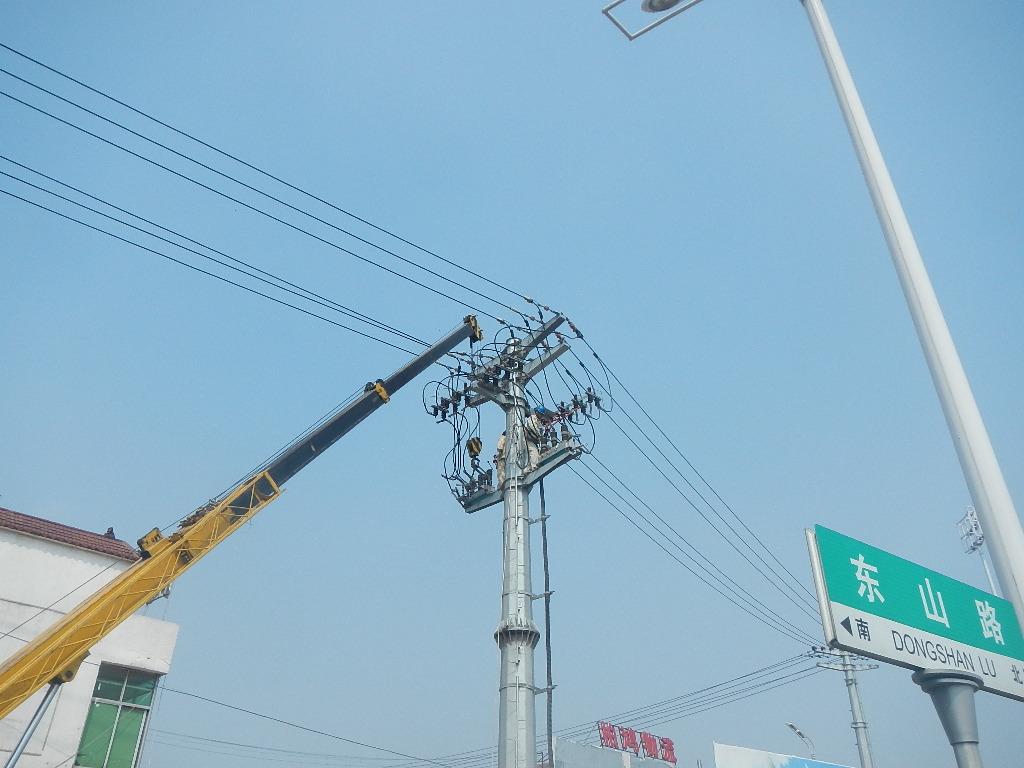 淮北供电公司:安装智能开关 提高供电可靠性