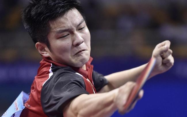全国锦标赛:樊振东晋级