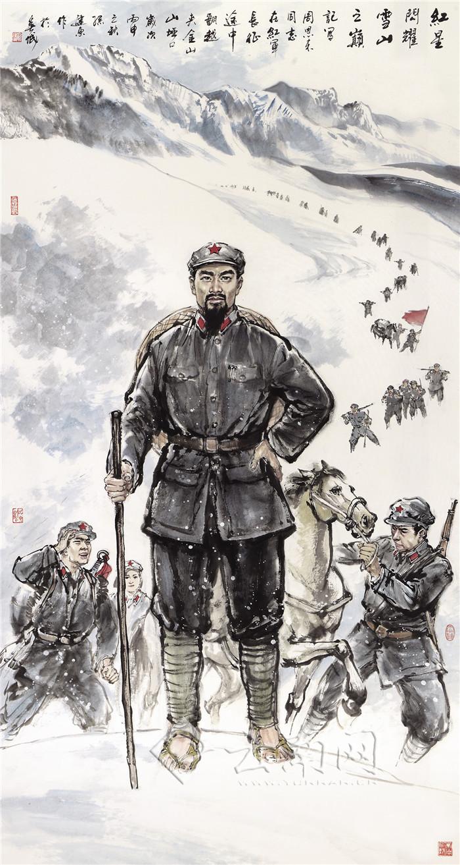 云南省纪念长征胜利80周年美术书法作品展9月30日开幕