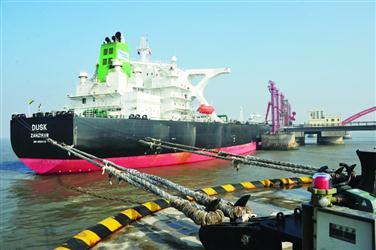 明确未来5年发展路线图 大连港踏上国际强港创新之路