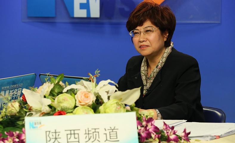 """西高投董事长宫蒲玲谈""""双创+创投"""""""