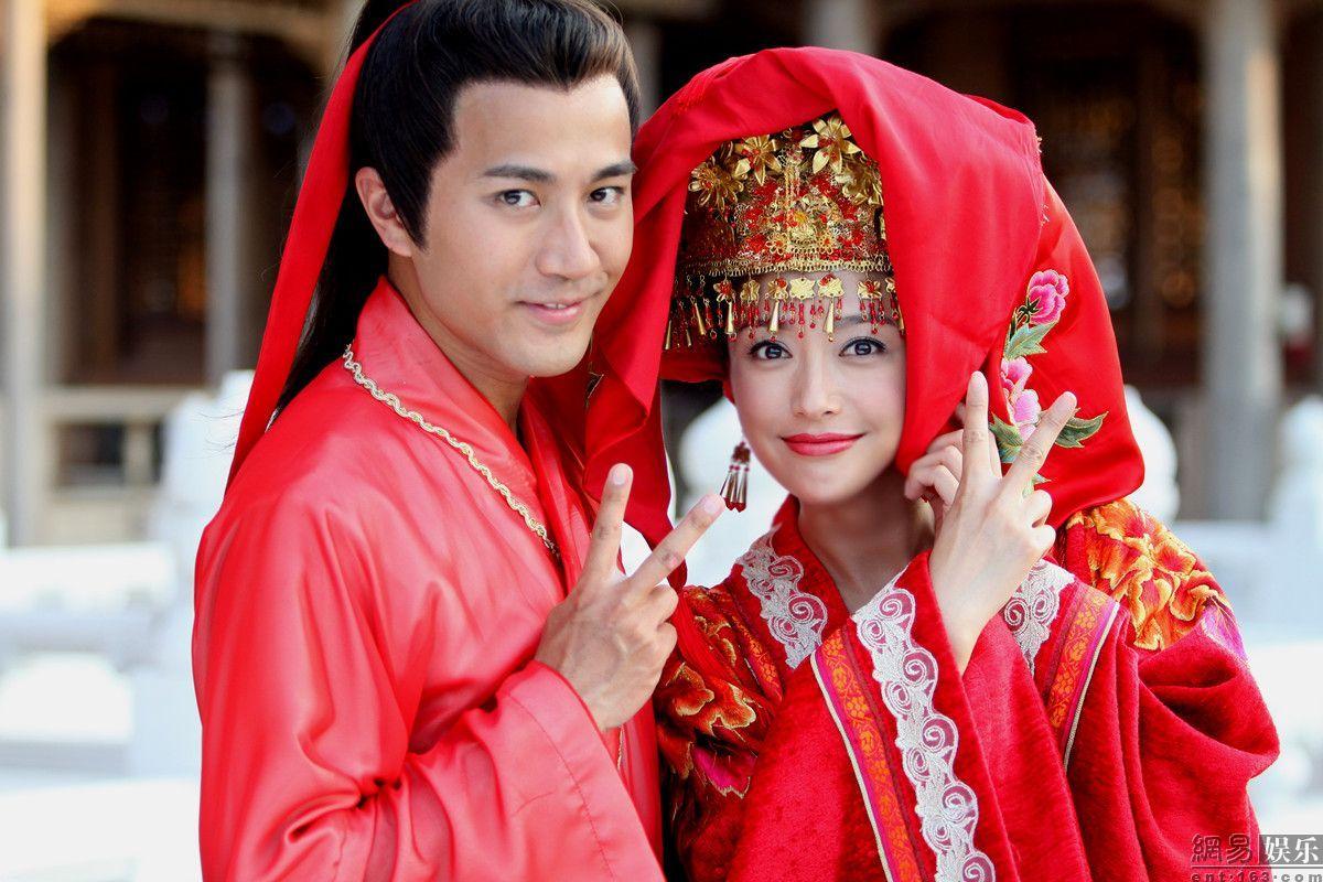 赵丽颖娜扎唐嫣 古装剧大婚谁是最美新娘