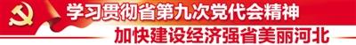 沧州三措并举落实党代会精神 加快建设创新驱动经济强市