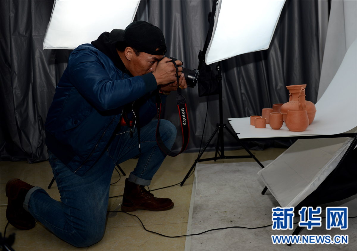 玉树藏族青年的创业路