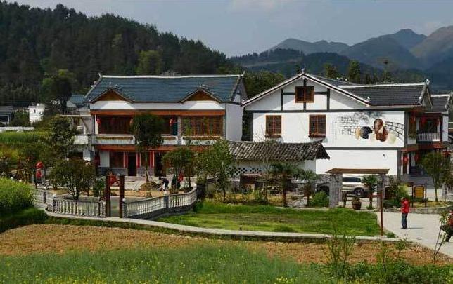 花茂村:留住思绪 找寻乡村的田园小镇