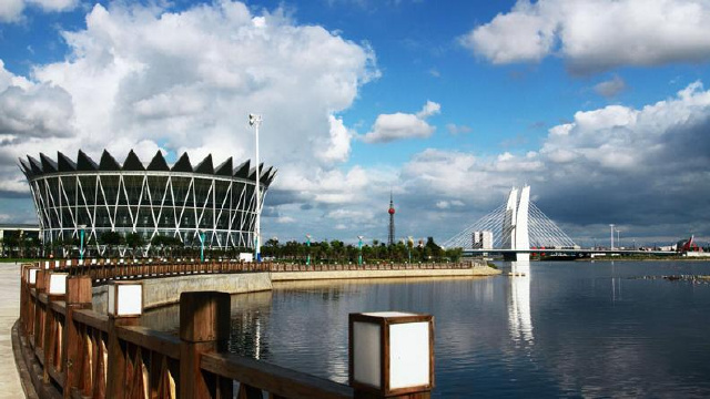 营口:三大超亿元项目提升滨海旅游品质