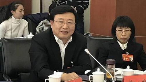 徐大庆:省交投去年营业收入达114亿元