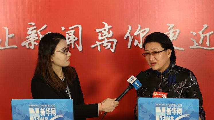 辽宁省政协委员侯平接受新华网专访