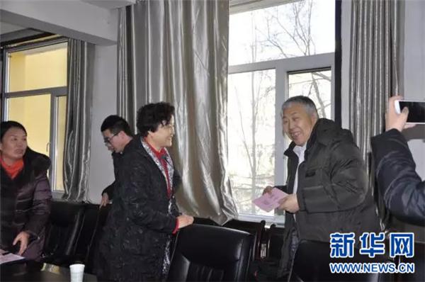 青海省体育局两节送温暖:将体育事业和精准扶贫进行到底