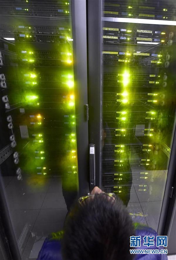 """坐地遥看一""""天河""""——我国科学家自主打造世界上应用最广超级计算机""""天河一号""""侧记"""