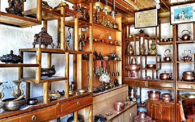打铜院,探寻丽江古城里的手艺人
