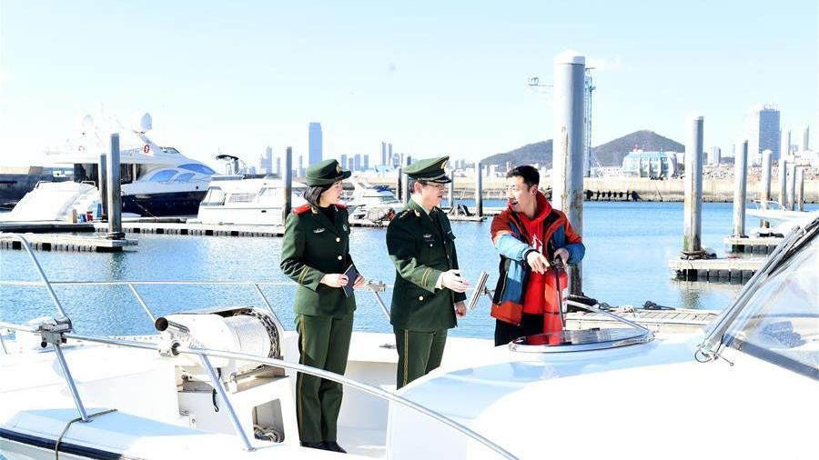 大连:加强海上安全检查