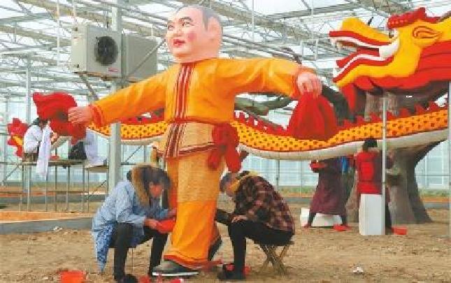 河南内黄:5亿元建设农业科技博览园
