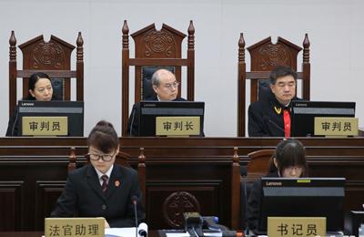 最高人民法院第六巡回法庭开审第一案