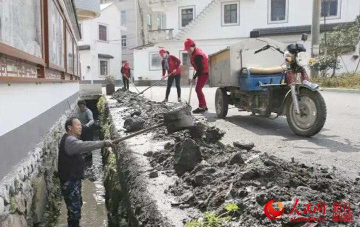 诸暨4万多农村党员大轮训 吹响剿灭V类水体冲锋号