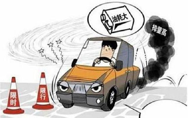 郑州:遥感监测排查高污染车辆 监测过程仅需0.8秒