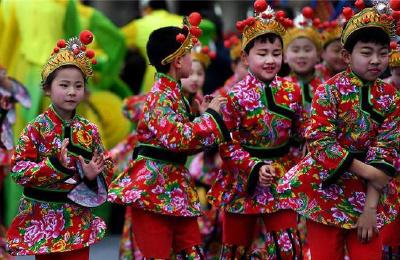 2017中国最美油菜花海汉中旅游文化节拉开帷幕