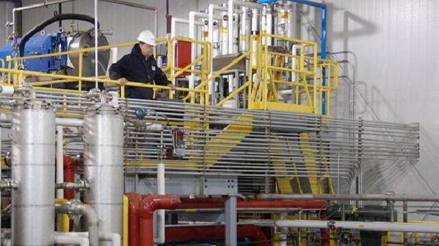 大连化物所研制成功新型燃料乙醇