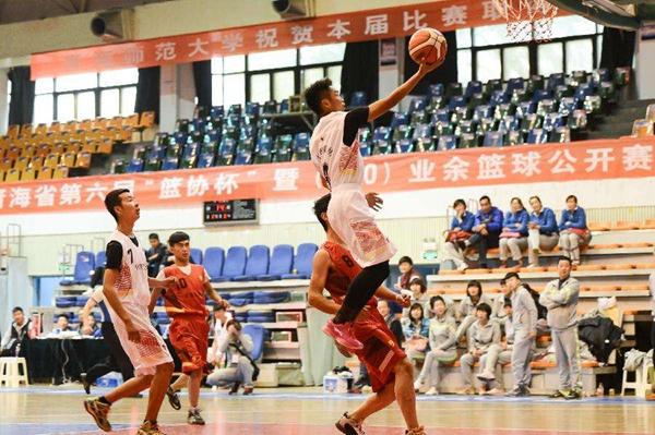 NBA季后赛开打,青海也有10道篮球大餐!