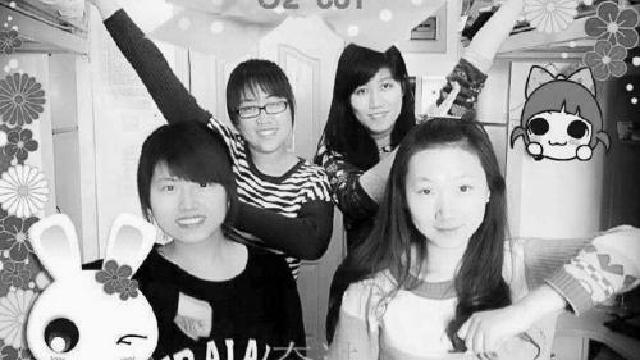 辽大一寝室4女生都考上名牌大学研究生