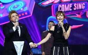 《我想和你唱》韩红自称是孙燕姿头号粉丝