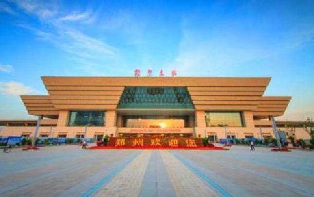 (信息)郑州东站五一小长假客流暴增 同比多近一倍