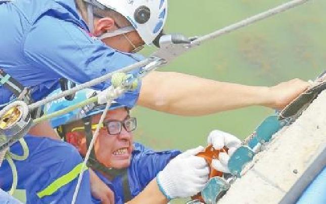 郑州这个公益救援队成立9个多月 救援和保障达300余次