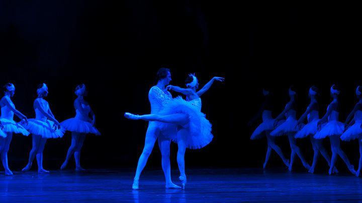 5国艺术家重新演绎经典芭蕾舞剧《天鹅湖》