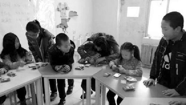 沈阳:100万元注资10个社区儿童服务中心