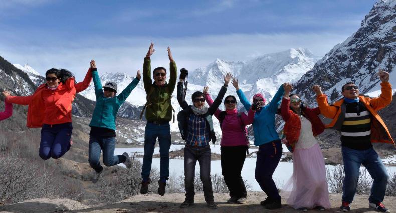 西藏旅游开始升温