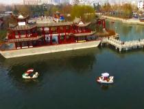 水润莲城之许昌西湖