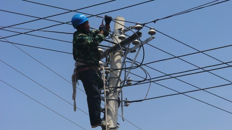 葫芦岛公司:电靓农家乐