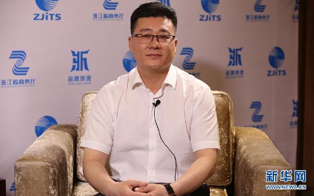 """谢忠诚:筑台引智 瓯江口产业集聚区打造东海之上的""""温州新城"""""""